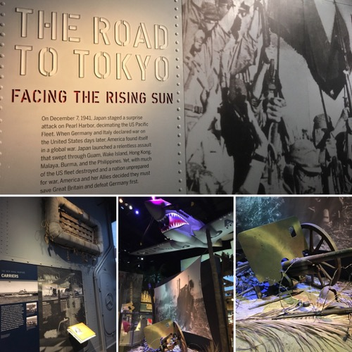 Road to Tokyo at National WWII Museum