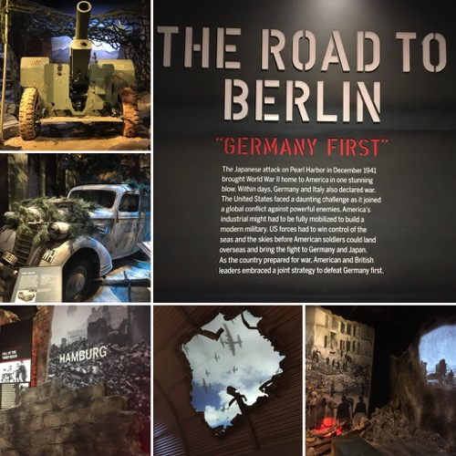 Road to Berlin at National WWII Museum