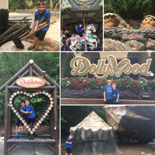 Photo Ops at Dollywood