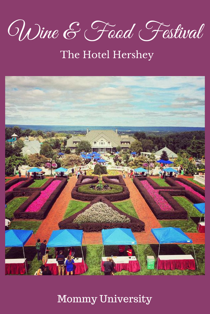 Annual Wine and Food Festival at Hotel Hershey