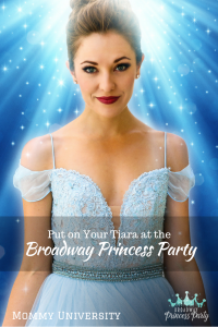 Broadway Princess Party