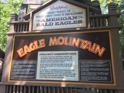 Eagle Mountain at Dollywood