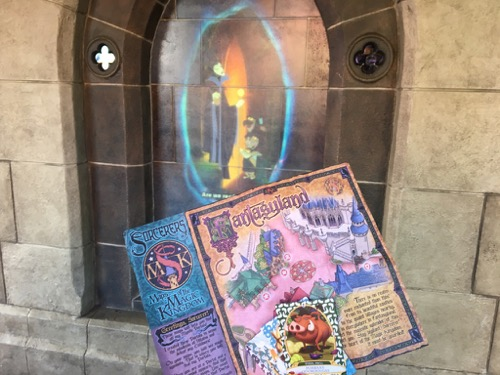 Sorcerers of Magic Kingdom Portal