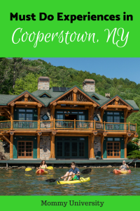 Must Do Experiences in Cooperstown, NY