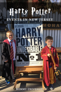 Harry Potter Events in New Jersey