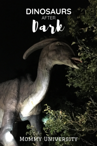 Dinosaurs after Dark (1)