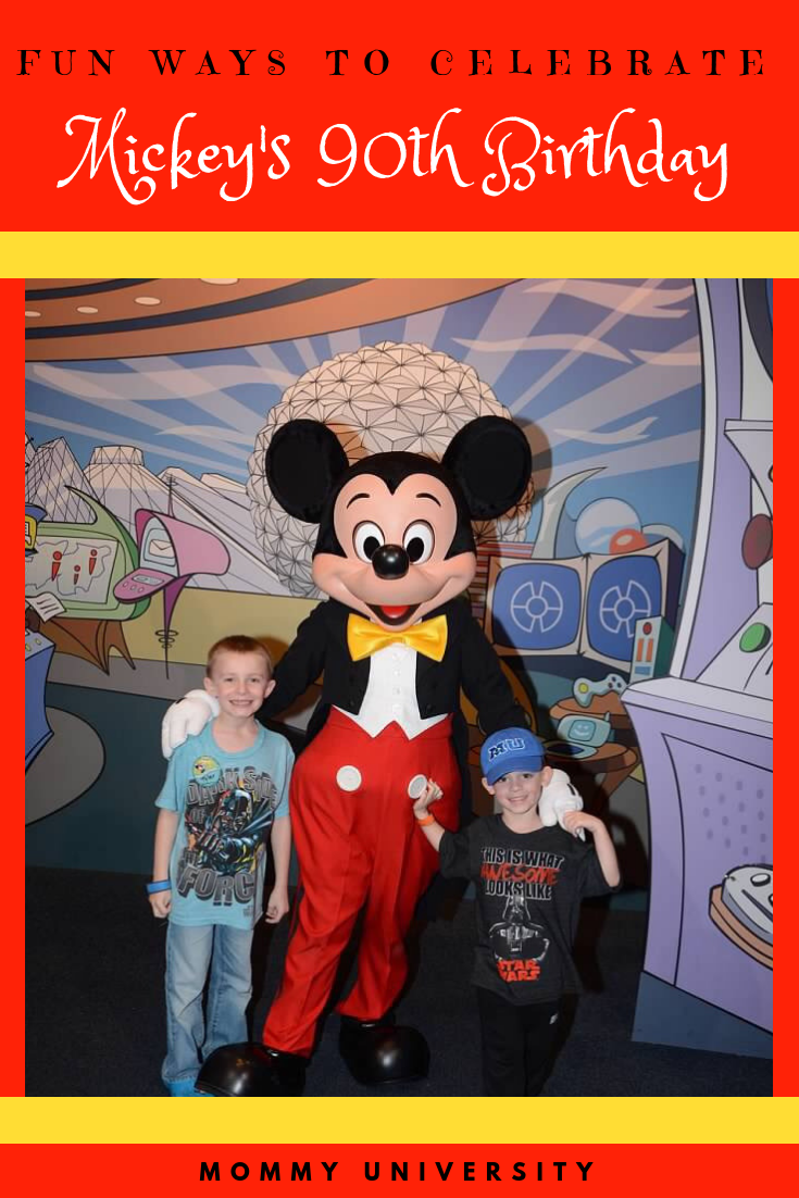 Fun Ways to Celebrate Mickey's Birthday-3