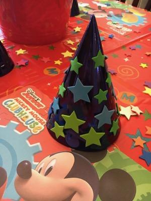 Mickey Sorcerer Hat