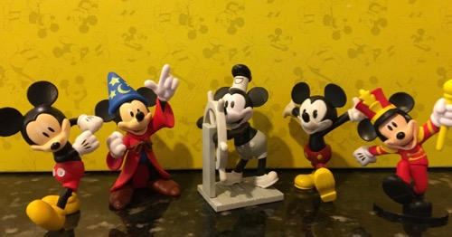 Mickey Through the Years with Just Play