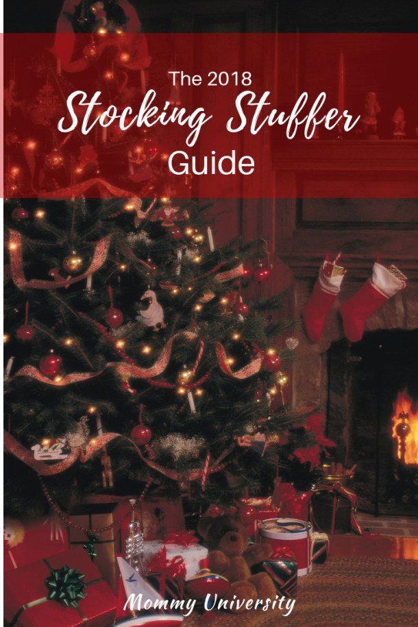 2018 Stocking Stuffer Guide
