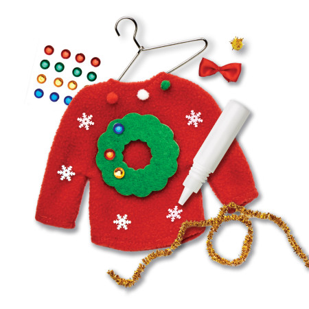 Sweater Ornaments CFK