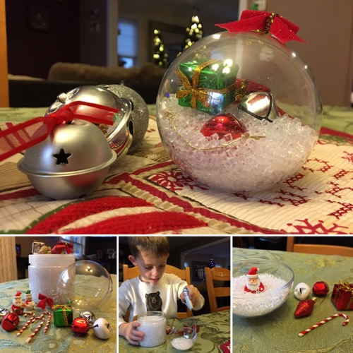 DIY I Spy Ornaments