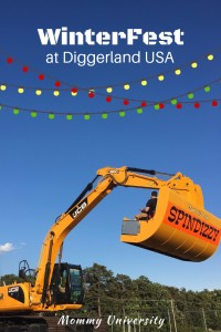 Winterfest at Diggerland