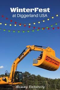 Winterfest at Diggerland