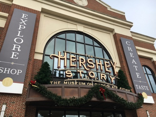 Christmas at Hershey Story