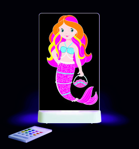 Mermaid Aloko Lights