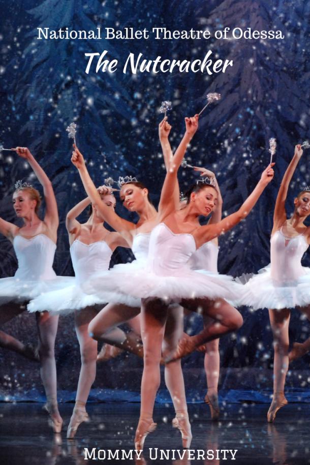 National Ballet Theatre of Odessa The Nutcracker