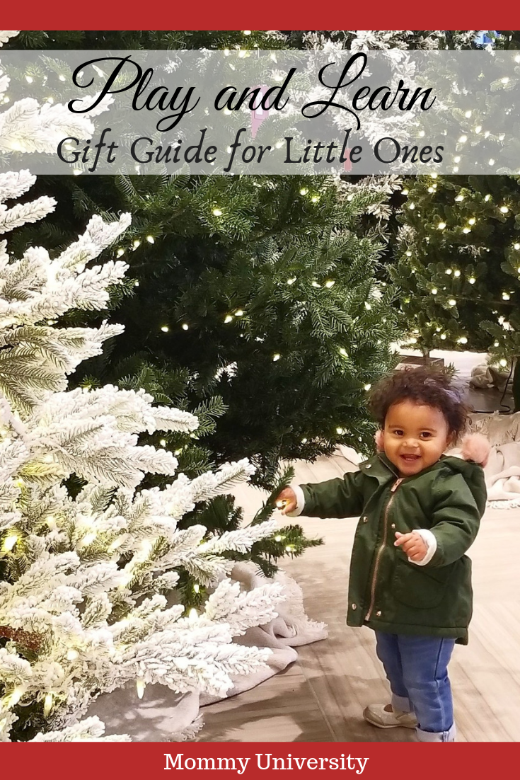 Play and Learn Gift Guide for Little Ones