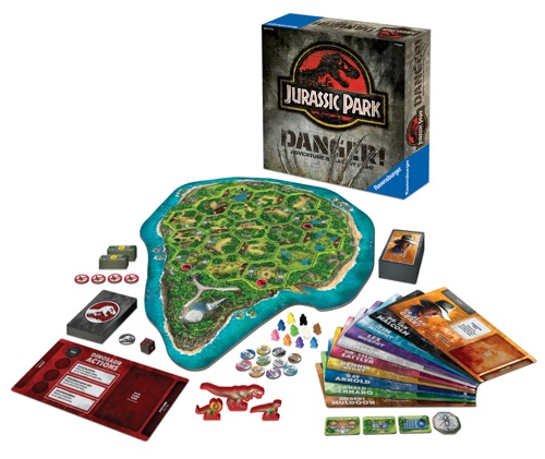 Jurassic Park Danger Game