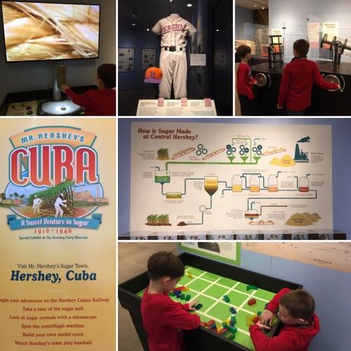 Mr. Hershey's Cuba at Hershey Story