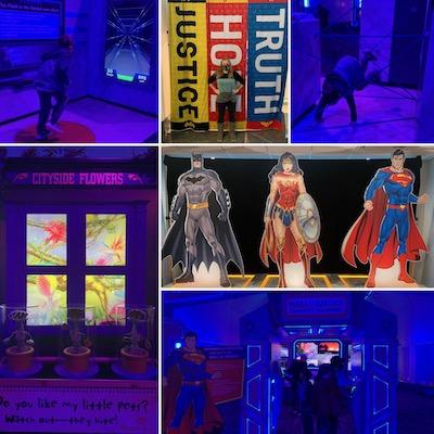 DC Superheroes at LSC