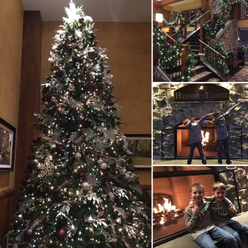 Christmas at The Hershey Lodge