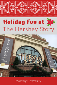 Holiday Fun at The Hershey Story