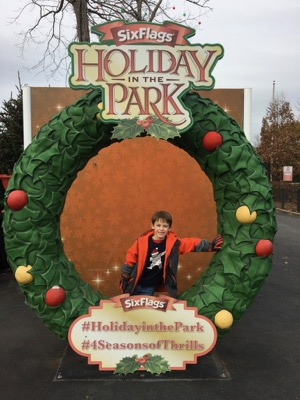Holiday in the Park Wreath