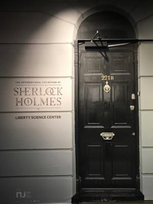 Sherlock Holmes at LSC