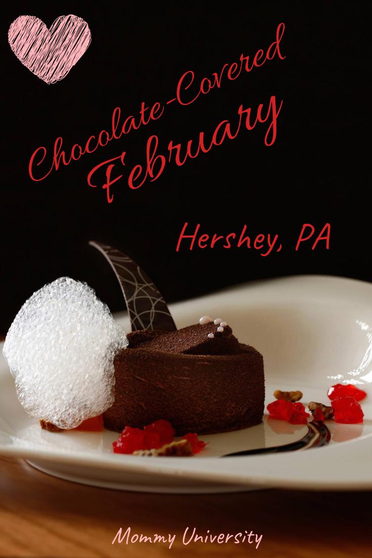 Chocolate-Covered February