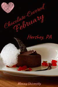 Chocolate Covered February