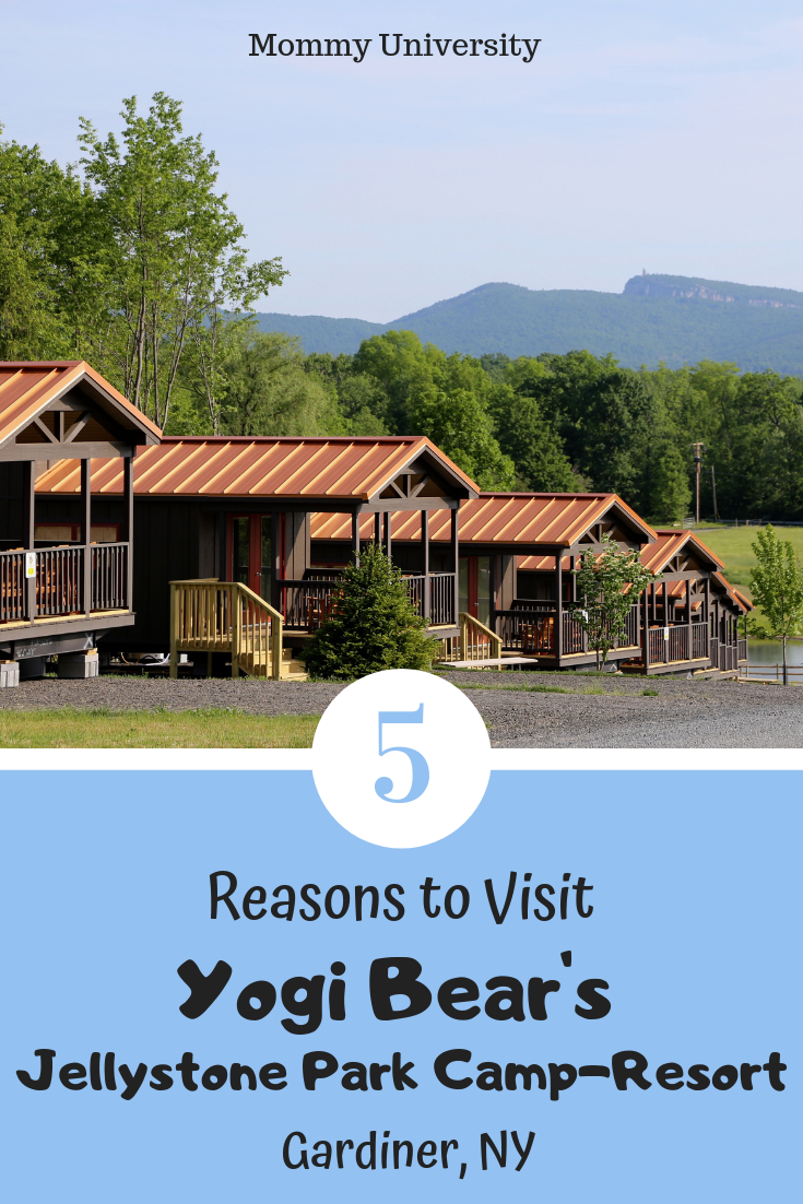 5 Reasons to Visit Yogi Bear's Jellystone Park