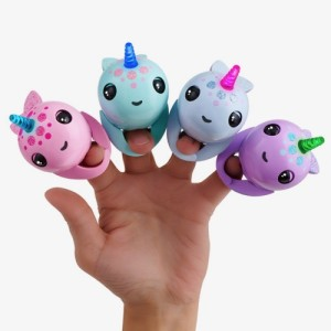 WowWee Fingerlings Narwahls