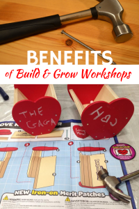 Benefits of Lowes Build & Grow Workshops