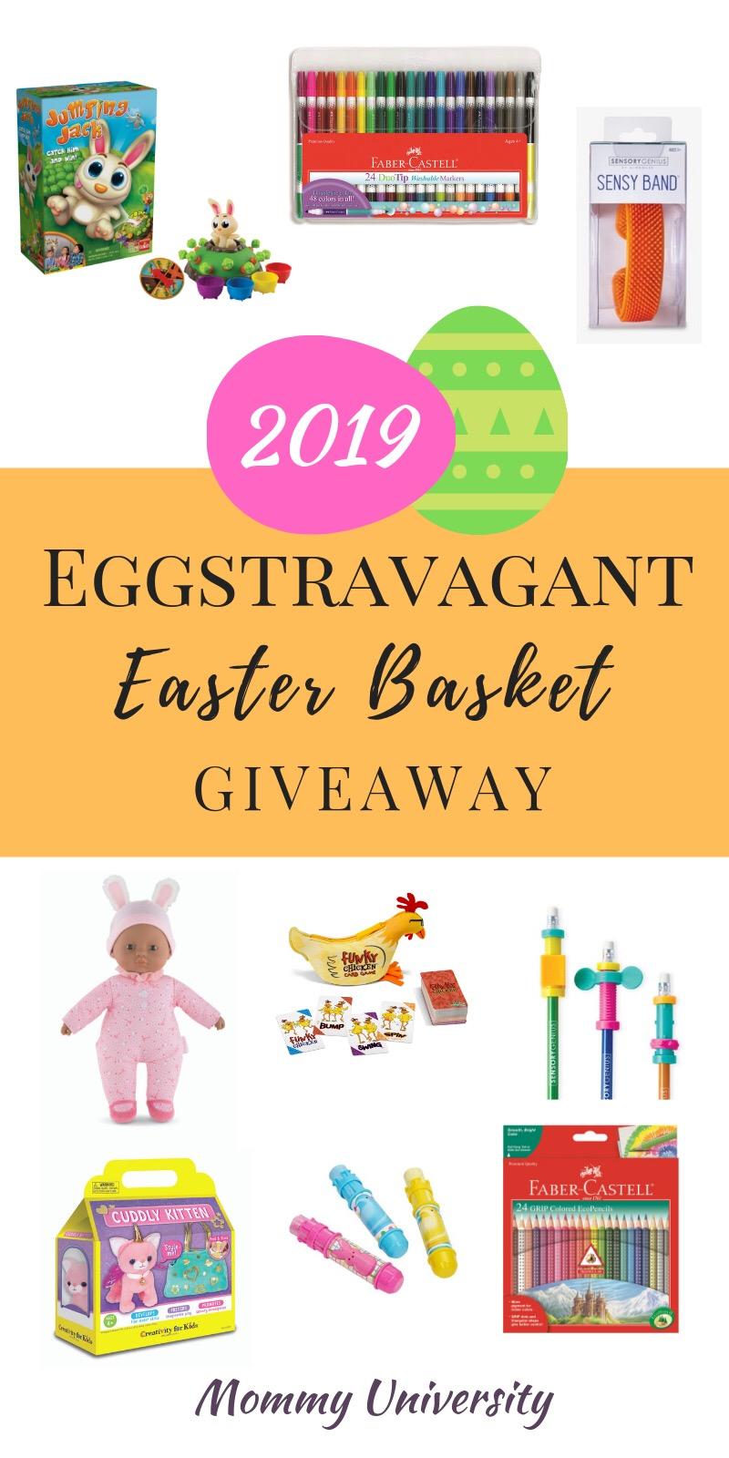 2019 Easter Basket Giveaway