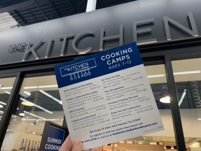 Cooking Camps at The Kitchen