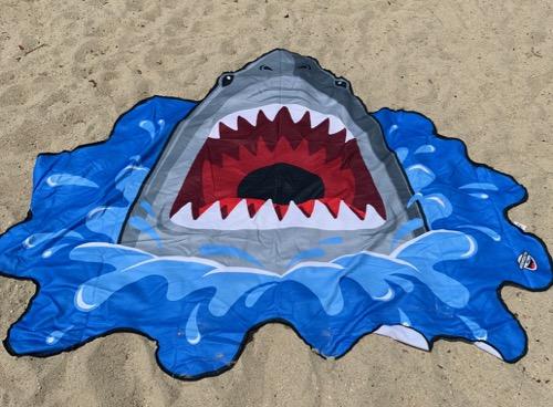 BigMouth Inc. Shark Blanket