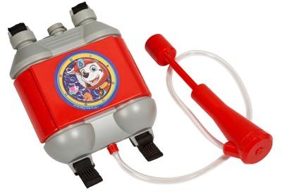PAW Patrol Sea Patrol Water Backpack - Product Red