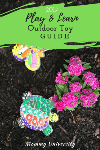 Play & Learn Outdoor Toy Guide 2019