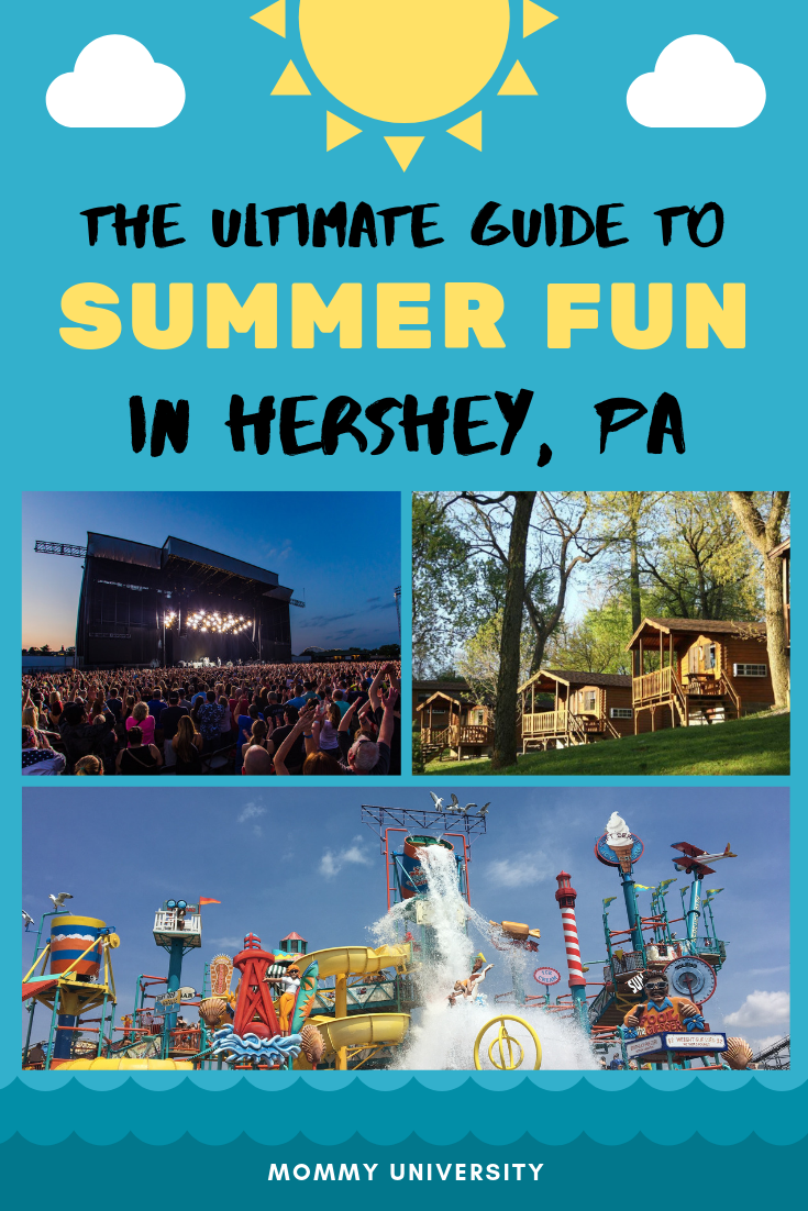 Ultimate Guide to Summer Fun in Hershey, PA-2