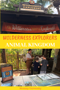 Wilderness Explorers at Animal Kingdom