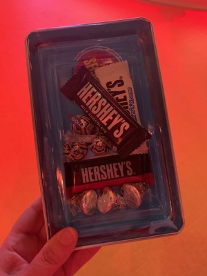 Hershey's Unwrapped Samples