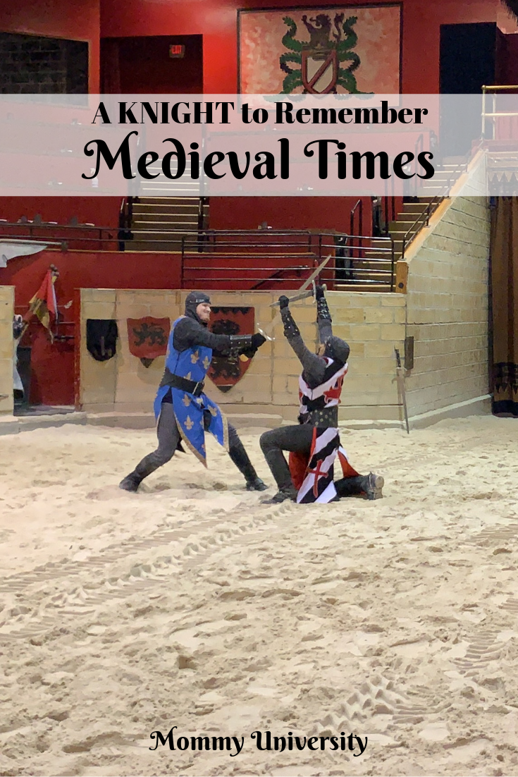 A KNIGHT to Remember at Medieval Times