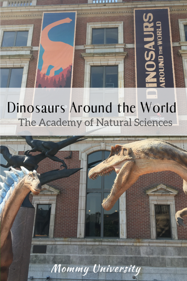 Dinosaurs Around the World