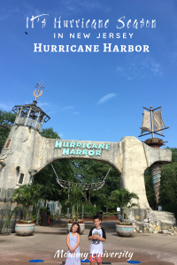 Hurricane Harbor in New Jersey