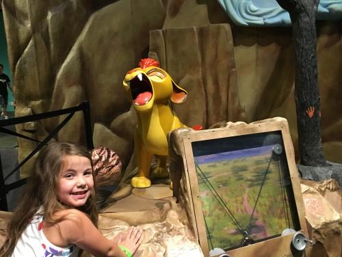 The Lion Guard : The Exhibit