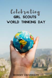 World Thinking Day 3Doodler