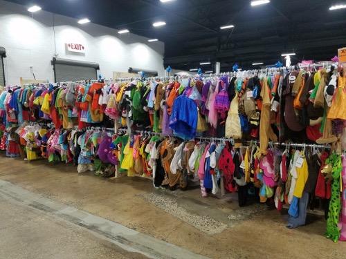 Clothes at JBF