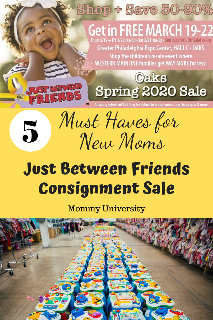 Spring_ 5 Must Haves for New Moms at JBF