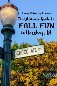 The Ultimate Guide to Fall Fun in Hershey, PA